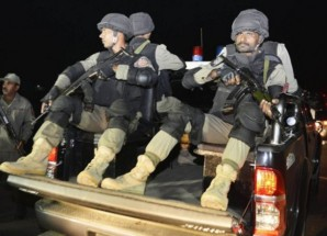 Radd-ul-Fasaad: 5 suspected terrorists arrested in Balochistan raids: ISPR