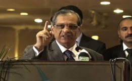 I cannot accept a 'dacoit' as party head: CJP