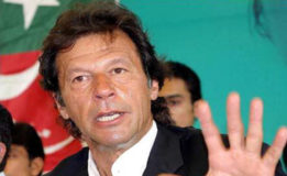 Govt failed to counter Indian narrative against Pakistan: Imran