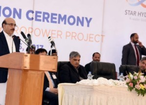 Masood Khan appreciates Army's contribution towards security & development in AJK