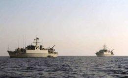 Pak Saudi joint  exercise Naseem Al Bahr commences at Al Jubail in Saudi Arabia