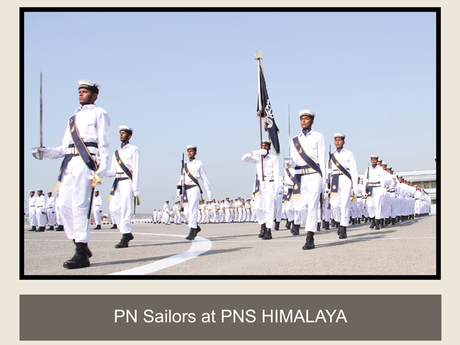 Pakistan Navy – A Multi Dimensional Force for safeguarding