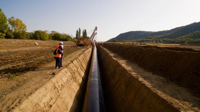 Azerbaijan's untapped gas resources may expand Southern Gas